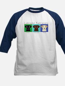 Three Labradors Cool Tee