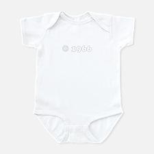 copyright 1966 Infant Bodysuit