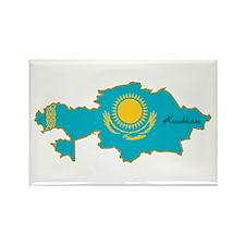 Cool Kazakhstan Rectangle Magnet