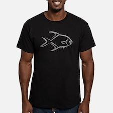 Gray Permi T-Shirt