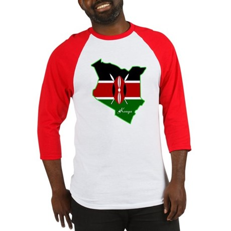 Cool Kenya Baseball Jersey