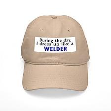 Dress Up Like A Welder Baseball Cap