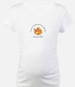 Hands Off Buddha Belly Shirt