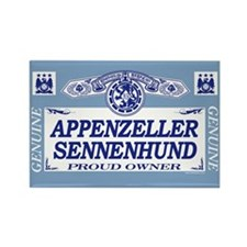 APPENZELLER SENNENHUND Rectangle Magnet