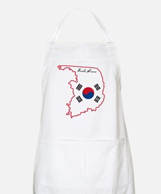 Cool South Korea BBQ Apron
