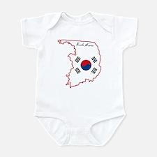 Cool South Korea Infant Bodysuit