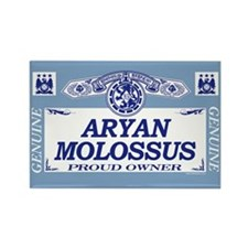 ARYAN MOLOSSUS Rectangle Magnet