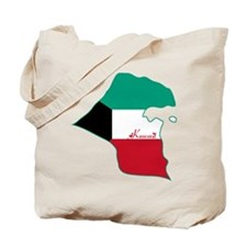 Cool Kuwait Tote Bag