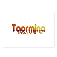 Taormina, Italy Postcards (Package of 8)