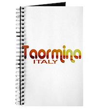 Taormina, Italy Journal