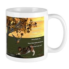 Little Robin Redbreast Mug