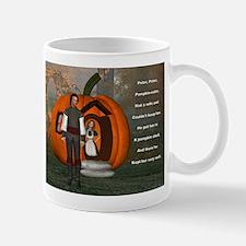 Peter Pumpkin-Eater Mug