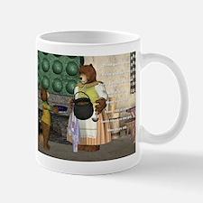 Pease Porridge Hot Mug
