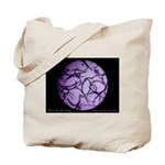 Dance de nematodes Tote Bag