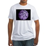 Dance de nematodes Fitted T-Shirt
