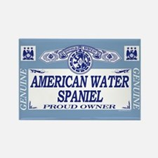 AMERICAN WATER SPANIEL Rectangle Magnet (100 pack)