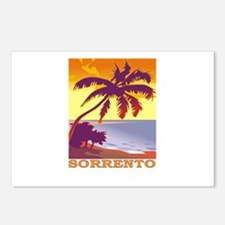 Sorrento, Italy Postcards (Package of 8)