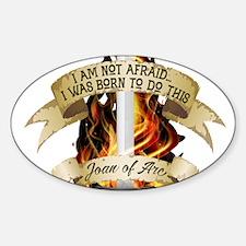 Joan of Arc - Born 2016 Decal