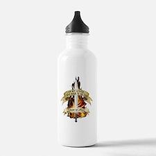 Joan of Arc - Born 201 Water Bottle