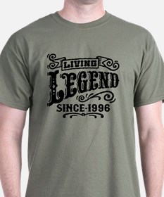 Living Legend Since 1996 T-Shirt