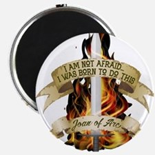 Joan of Arc - Born 2016 Magnets
