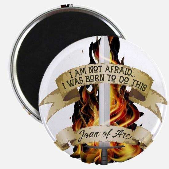 Joan of Arc - Born 2016 Magnets