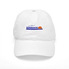 Its Better in Sorrento, Italy Baseball Cap