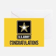 U.S. Army: Congratulatio Greeting Cards (Pk of 10)