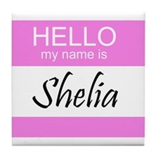 Shelia Tile Coaster