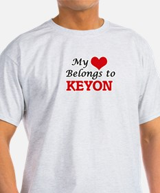 My heart belongs to Keyon T-Shirt