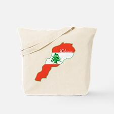 Cool Lebanon Tote Bag