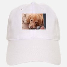 Nala the golden in Los Gatos Baseball Baseball Cap