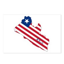 Cool Liberia Postcards (Package of 8)