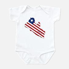 Cool Liberia Infant Bodysuit
