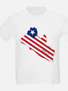 Cool Liberia T-Shirt