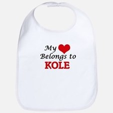 My heart belongs to Kole Bib