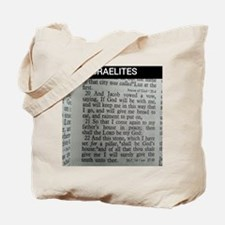 Bible Scripture - Tithes Tote Bag
