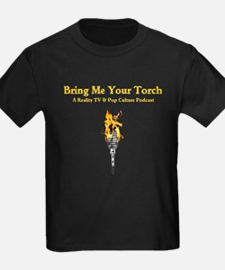 Bring Me Your Torch Kids T-Shirt