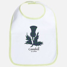 Thistle - Campbell of Cawdor Bib