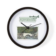 Unique Fish logo Wall Clock