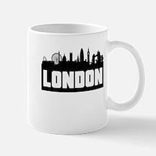 London England Skyline Mugs