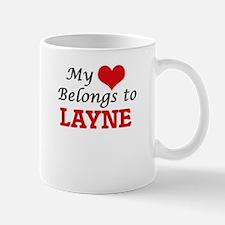 My heart belongs to Layne Mugs