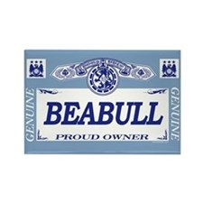 BEABULL Rectangle Magnet