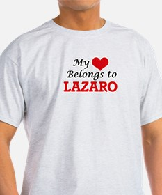 My heart belongs to Lazaro T-Shirt