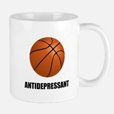 Antidepressant Basketball Mugs