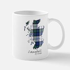 Map-CampbellCawdor dress Mug