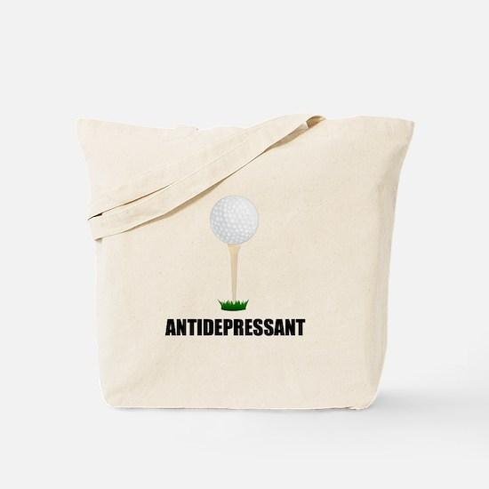 Antidepressant Golf Tote Bag
