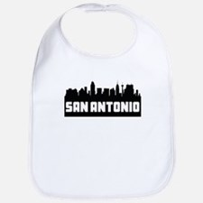 San Antonio Texas Skyline Bib