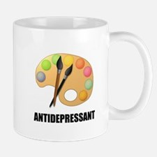 Antidepressant Painting Mugs