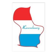 Cool Luxembourg Postcards (Package of 8)